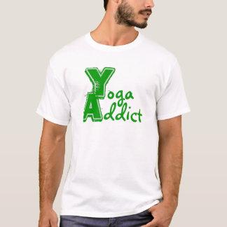 Yoga Addict - Yoga Workout Clothing Men T-Shirt