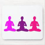 Yoga Alfombrilla De Ratones