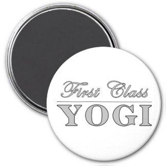 Yoga and Yogis : First Class Yogi Magnets