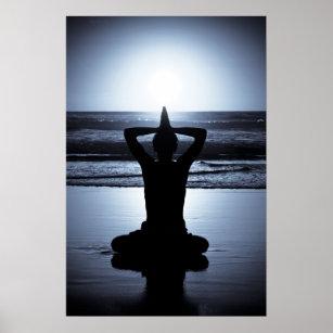 Yoga Body Posters Prints Zazzle