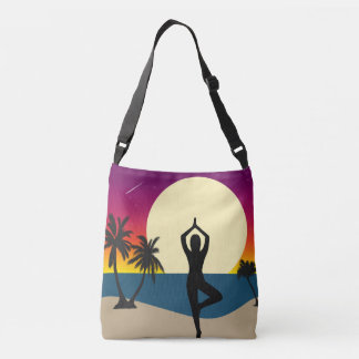 Yoga at Sunset Bag