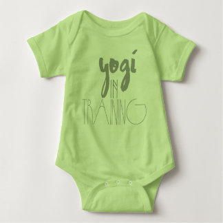 Yoga Baby Bodysuit | Yogi in Training