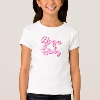Yoga Baby Girls Tee