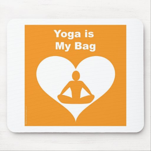 Yoga Bag Mouse Mats