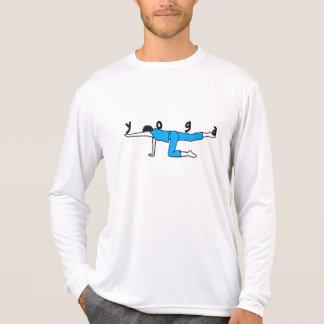 Yoga Balance - Yoga Workout Clothing Men Tee Shirt