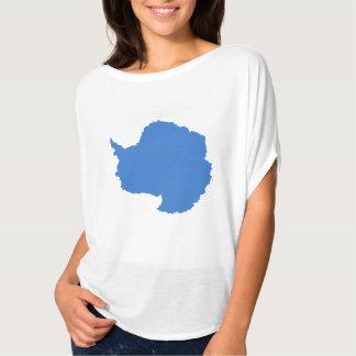 Yoga blanca azul de la bandera de Graham Bartram Camisas
