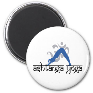 Yoga boca abajo de Ashtanga del perro Imanes Para Frigoríficos