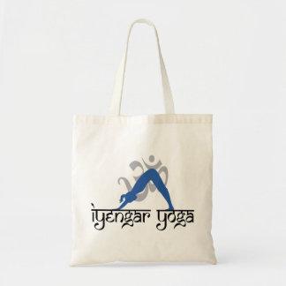 Yoga boca abajo de Iyengar del perro Bolsa Tela Barata