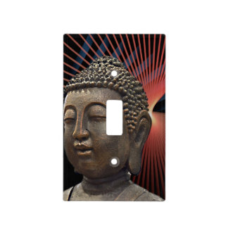 Yoga Buddha Relaxing Style Light Switch Cover