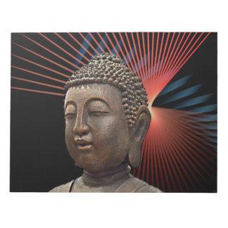 Yoga Buddha Relaxing Style Notepad