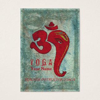 YOGA - Business Card