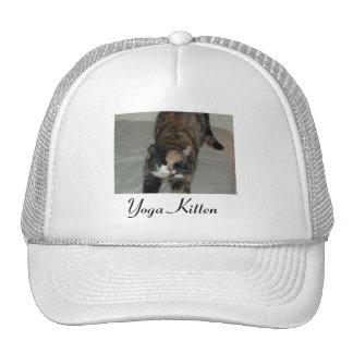 Yoga Calico Cat Hats