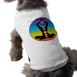 Yoga Camiseta De Mascota