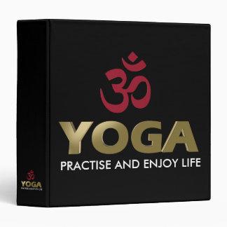 "Yoga Carpeta 1 1/2"""