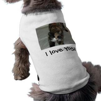 Yoga Cat Tee