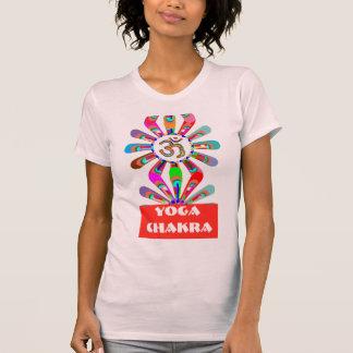 YOGA Chakra OM Camiseta