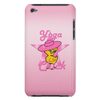 Yoga Chick #8 iPod Touch Case