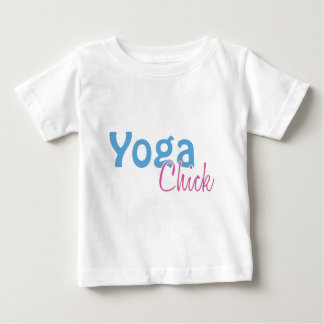 Yoga Chick Baby T-Shirt