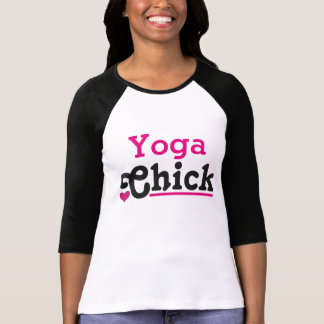 Yoga Chick T-Shirt