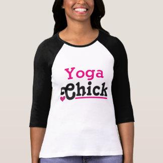 Yoga Chick T-Shirt