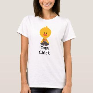 Yoga Chick Tank Top