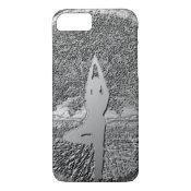 Yoga Chrome Tree of Life iPhone 8/7 Case (<em>$31.65</em>)