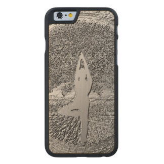 Yoga Chrome Tree of Life Carved® Maple iPhone 6 Slim Case