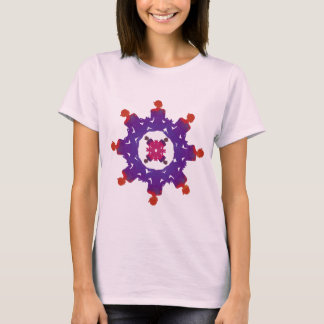 Yoga circle design T-Shirt