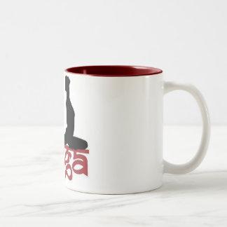 Yoga Coffee Mug