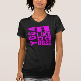 Yoga - como una camiseta de las señoras de Boss