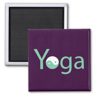 Yoga con Yin Yang Iman De Nevera