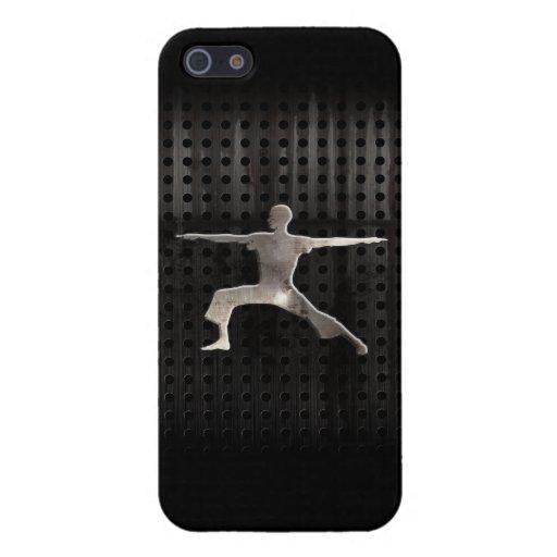 Yoga; Cool Black iPhone 5 Cases
