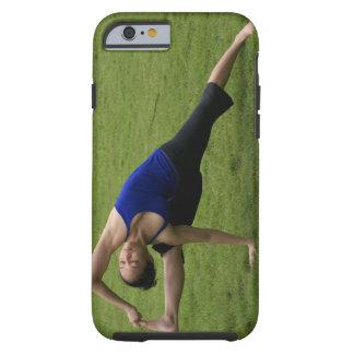 Yoga de Asana Funda De iPhone 6 Tough
