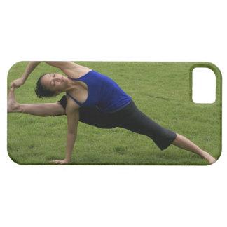 Yoga de Asana iPhone 5 Carcasa