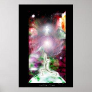 Yoga de Hatha Posters