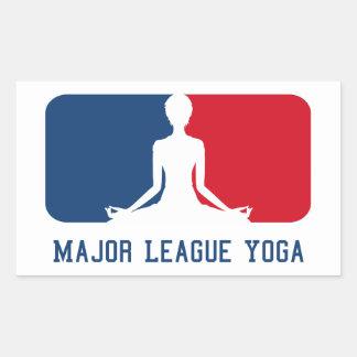 Yoga de la primera división rectangular altavoces