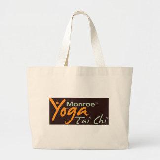 Yoga de Monroe y ji del Tai Bolsa De Tela Grande