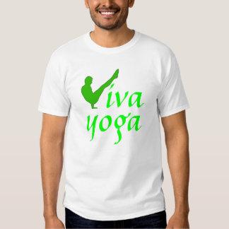 Yoga de Viva - camisa de la Micro-Fibra