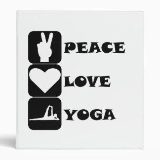 Yoga del amor de la paz
