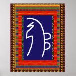 Yoga del ARTE curativo del símbolo de REIKI:  el c