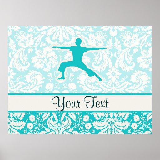 Yoga del trullo póster