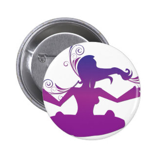 Yoga Design / Poses 2 Buttons