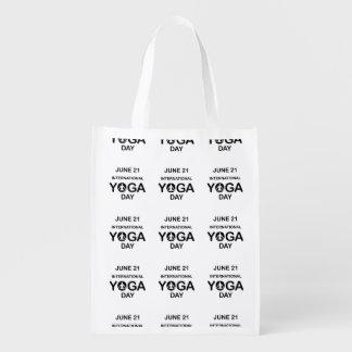 Yoga día 21 de junio internacional bolsa de la compra