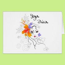 Yoga Diva Gift Card