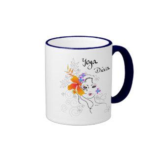 Yoga Diva Gift Mug