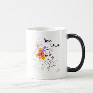 Yoga Diva Gift Mugs