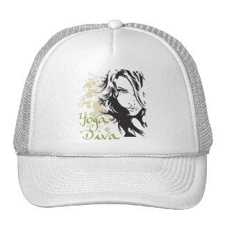 Yoga Diva Trucker Hat