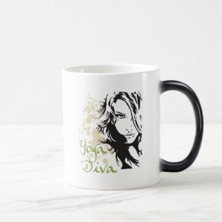 Yoga Diva Coffee Mugs