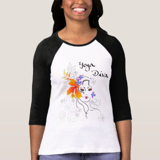 Yoga Diva T-Shirt