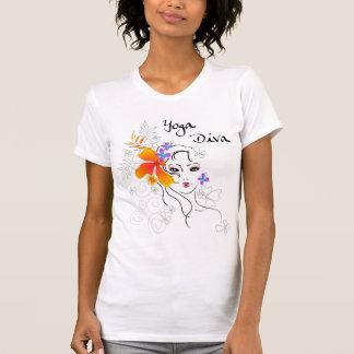 Yoga Diva T-Shirt Shirt